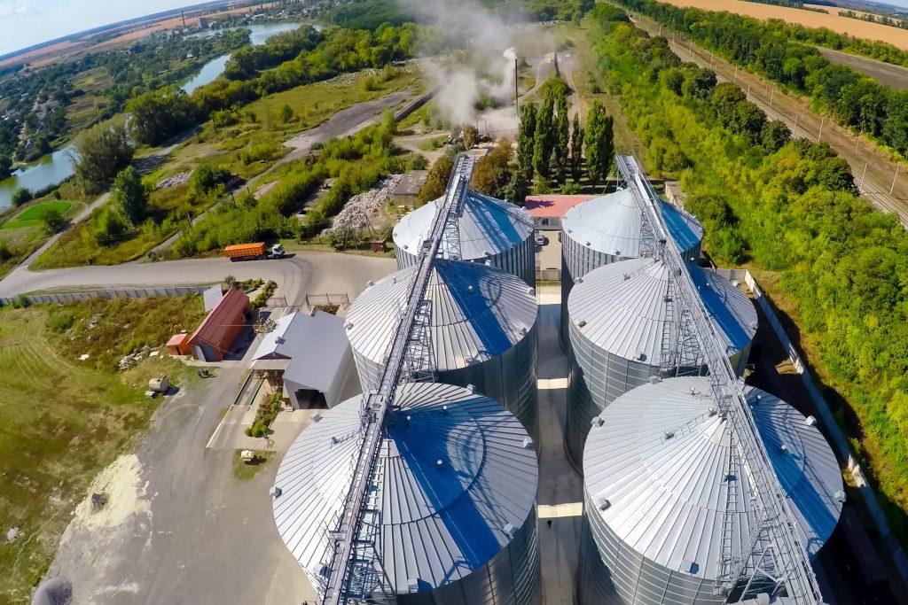 Grain Drying - Propane supplier