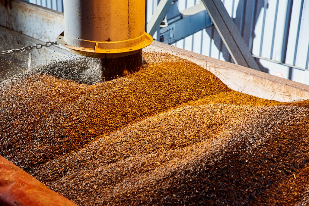 Grain Drying - Propane supplier